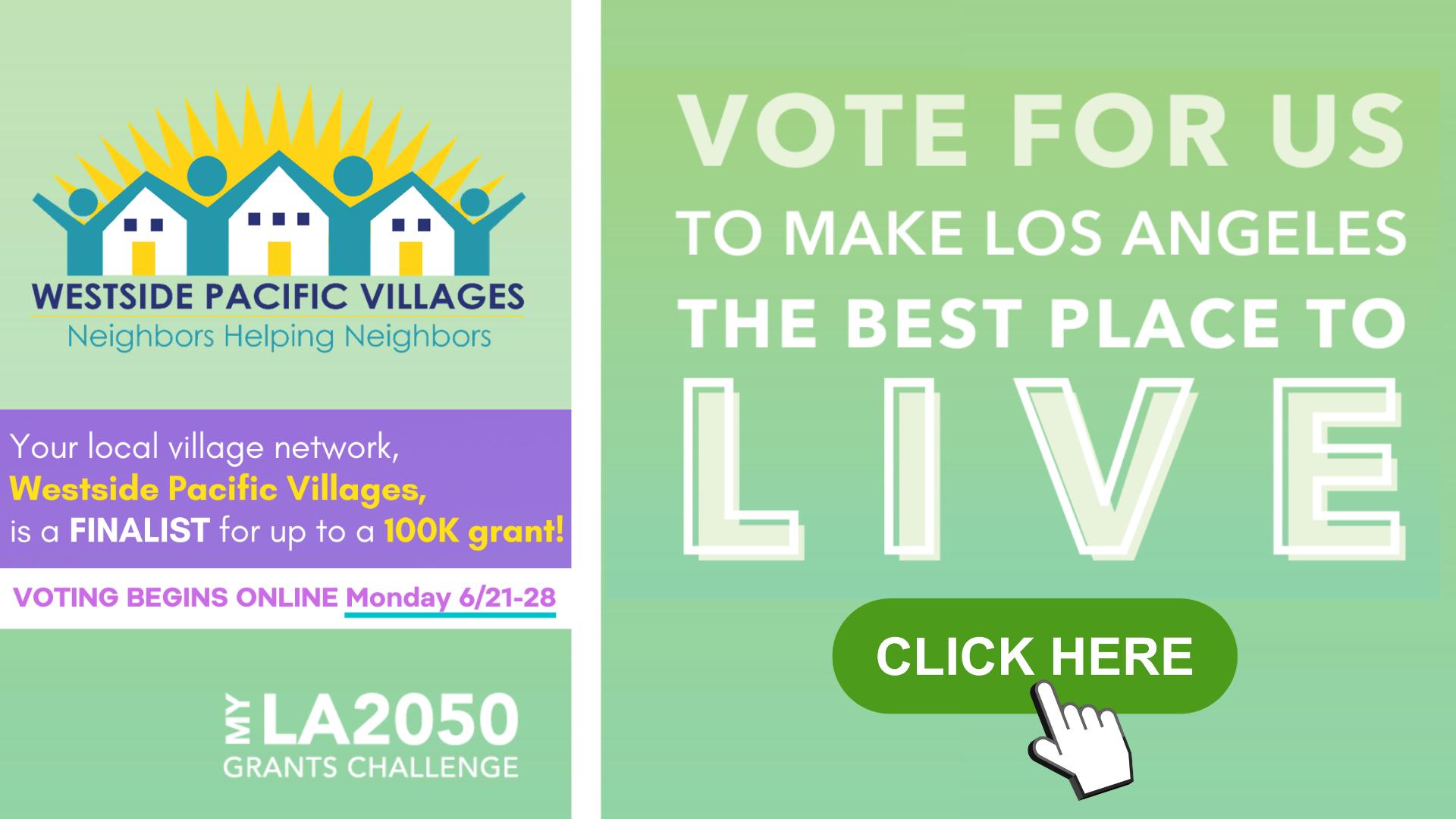 Vote for WPV La 2050